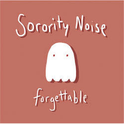 "Sorority Noise ""Forgettable"" CD"