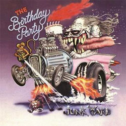 "The Birthday Party ""Junk Yard"" LP"