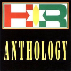 "HR ""Anthology"" CD"