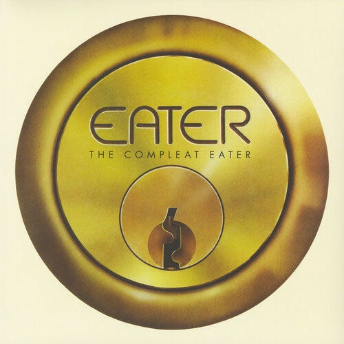 "Eater ""Compleat Eater"" 2xLP"