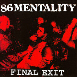 "86 Mentality ""Final Exit"" CD"