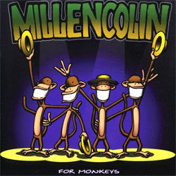 "Millencolin ""For Monkeys"" CD"