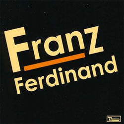 "Franz Ferdinand ""Self Titled"" LP"