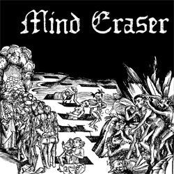 "Mind Eraser ""Cave"" CD"