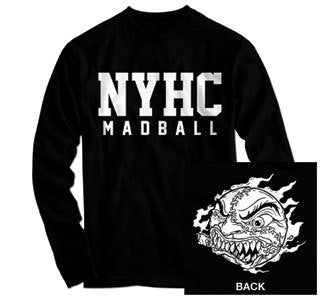"Madball ""Ball Of Destruction"" Long Sleeve Shirt"