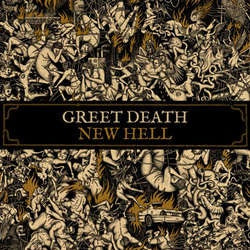"Greet Death ""New Hell"" LP"