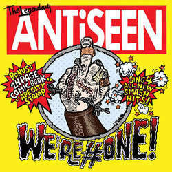"Antiseen ""We're # One"" 12"""