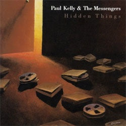 "Paul Kelly & The Messengers ""Hidden Things"" 2xLP"