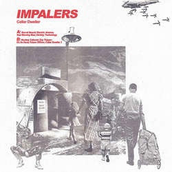 "Impalers ""Cellar Dweller"" LP"