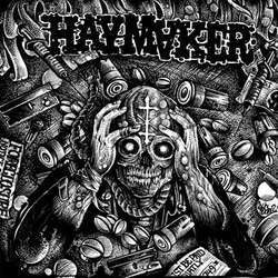 "Haymaker ""Taxed...Tracked...Inculated...Enslaved"" LP"