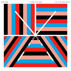 "Touche Amore ""10 Years / 1000 Shows: Live At The Regent Theater"" CD"