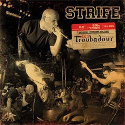 "Strife ""Live At The Troubadour"" LP + DVD"