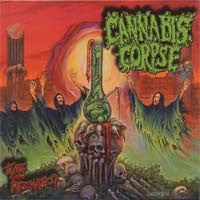 "Cannabis Corpse ""Tube Of The Resinated"" CD"