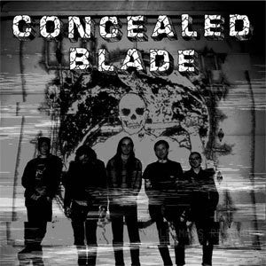 "Concealed Blade ""Self Titled"" LP"