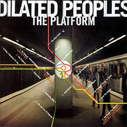 "Dilated Peoples ""The Platform"" LP"