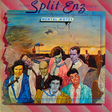 "Split Enz ""Mental Notes"" LP"