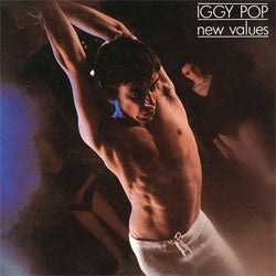 "Iggy Pop ""New Values"" LP"