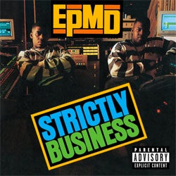 "EPMD ""Strictly Business"" 2xLP"