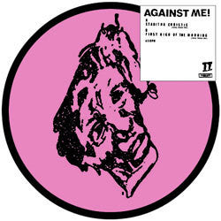 "Against Me! ""Stabitha Christie / First High Of The Morning"" 7"" Picture Disc"