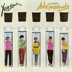 "X Ray Spex ""Germfree Adolescents"" LP"