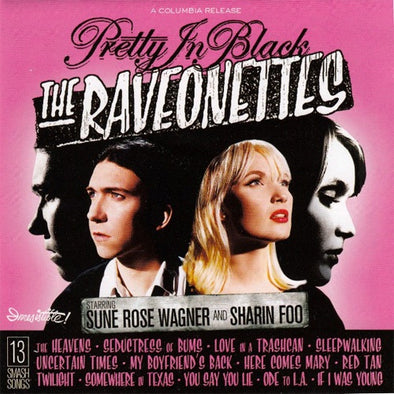 "Raveonettes ""Pretty In Black"" LP"
