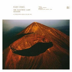 "Fleet Foxes ""The Electric Lady Session"" 10"""