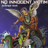 "No Innocent Victim ""Flesh And Blood"" LP"