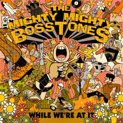 "Mighty Mighty Bosstones ""While We're At It"" LP"