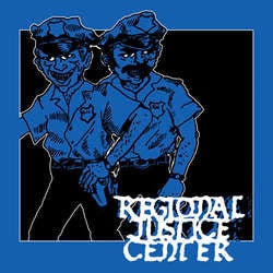 "Regional Justice Center ""Self Titled"" 7"""
