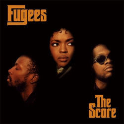 "Fugees ""The Score"" 2xLP"