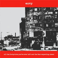 "Envy ""All the Footprints You've Ever Left and the Fear Expecting Ahead"" LP"