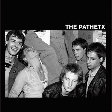 "The Pathetx ""1981"" LP"