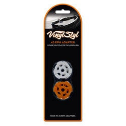 Vinyl Styl 45 RPM Adapter 10 Pack