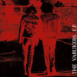 "The Varukers ""Self Titled"" 7"""