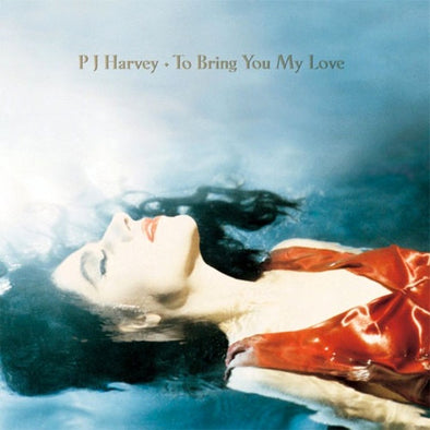 "PJ Harvey ""To Bring You My Love"" LP"