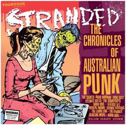 "Various Artists ""Stranded: The Chronicles Of Australian Punk"" CD"