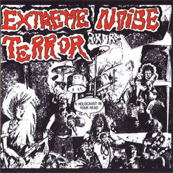 "Extreme Noise Terror ‎""A Holocaust In Your Head"" LP"