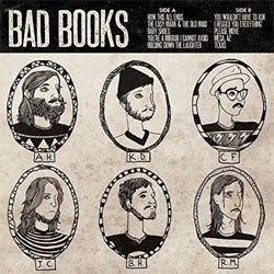 "Bad Books ""Self Titled"" LP"