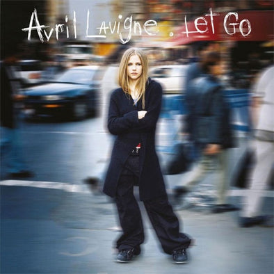 "Avril Lavigne ""Let Go"" 2xLP"