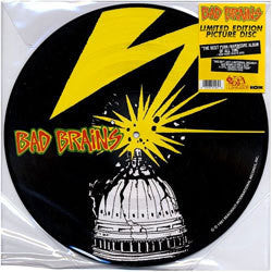"Bad Brains ""Self Titled"" LP Picture Disc"