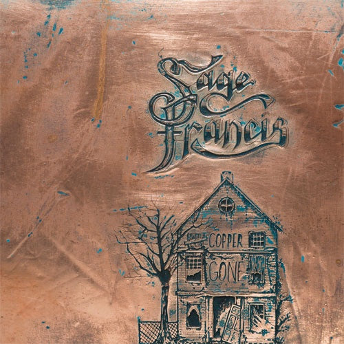 "Sage Francis ""Copper Gone"" LP"