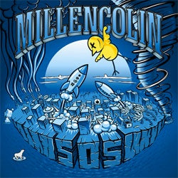 "Millencolin ""SOS"" CD"