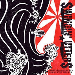 "Swingin' Utters ""Drowning In The Sea, Rising With The Sun"" CD"