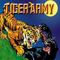 "Tiger Army ""Self Titled"" CD"