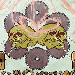 "Agoraphobic Nosebleed ""Frozen Corpse Stuffed With Dope"" LP"