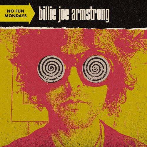 "Billie Joe Armstrong ""No Fun Mondays"" LP"