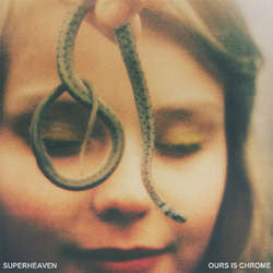 "Superheaven ""Ours Is Chrome"" CD"