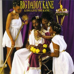 "Big Daddy Kane ""Long Live The Kane"" LP"