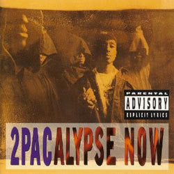 "2Pac ""2Pacalypse Now"" 2xLP"