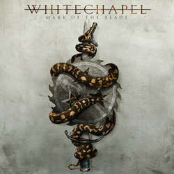 "Whitechapel ""Mark Of The Blade"" LP"